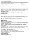 ČSN EN 16203 Bezpečnost manipulačních vozíků - Dynamické zkoušky pro ověření příčné stability - Vozíky s protiváhou