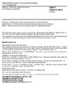 ČSN P CEN/TS 16611 Nábytek - Hodnocení odolnosti povrchu proti drobnému poškrábání