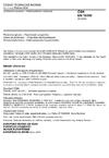 ČSN EN 16350 Ochranné rukavice - Elektrostatické vlastnosti