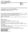 ČSN EN 1325 Hodnotový management - Slovník - Termíny a definice