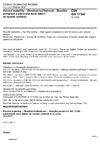ČSN ISO 17340 Kovové materiály - Zkoušení tvářitelnosti - Zkouška porézních a pěnových kovů tlakem za vysoké rychlosti
