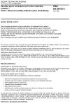 ČSN EN 60754-2 Zkouška plynů vznikajících při hoření materiálů z kabelů - Část 2: Stanovení acidity (měřením pH) a konduktivity