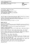 ČSN EN 12464-2 Světlo a osvětlení - Osvětlení pracovních prostorů - Část 2: Venkovní pracovní prostory
