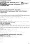 ČSN ISO/IEC 27033-3 Informační technologie - Bezpečnostní techniky - Bezpečnost sítě - Část 3: Referenční síťové scénáře - Hrozby, techniky návrhu a otázky řízení