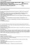 ČSN EN 61300-2-43 ed. 2 Spojovací prvky a pasivní součástky vláknové optiky - Základní zkušební a měřicí postupy - Část 2-43: Zkoušky - Výběrové zkoušení útlumu odrazu jednovidových optických konektorů PC
