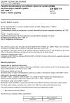 ČSN EN 60871-4 ed. 2 Paralelní kondenzátory pro střídavé výkonové systémy se jmenovitým napětím vyšším než 1 000 V - Část 4: Vnitřní pojistky