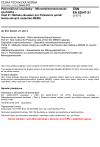 ČSN EN 62047-21 Polovodičové součástky - Mikroelektromechanické součástky - Část 21: Metoda zkoušení pro Poissonův poměr tenkovrstvých materiálů MEMS