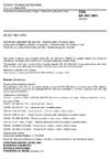 ČSN EN ISO 3961 Živočišné a rostlinné tuky a oleje - Stanovení jodového čísla