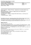 ČSN P CEN/TS 16635 Železniční aplikace - Konstrukční úpravy pro osoby s omezenou schopností pohybu nebo orientace - Zařízení a prvky interiéru drážních vozidel - Toalety