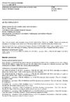 ČSN EN ISO 4064-2 Vodoměry pro studenou pitnou vodu a teplou vodu - Část 2: Zkušební metody