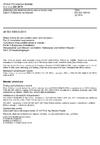 ČSN EN ISO 4064-5 Vodoměry pro studenou pitnou vodu a teplou vodu - Část 5: Požadavky na instalaci