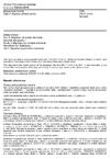 ČSN EN 71-3 +A1 Bezpečnost hraček - Část 3: Migrace určitých prvků