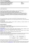ČSN EN 62675 Akumulátorové články a baterie obsahující alkalické nebo jiné nekyselé elektrolyty - uzavřené plynotěsné nikl-metalhydridové hranolové akumulátorové články