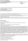 ČSN IEC 60050-192 Mezinárodní elektrotechnický slovník - Část 192: Spolehlivost