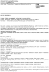 ČSN EN ISO 8098 Jízdní kola - Požadavky na bezpečnost dětských jízdních kol