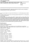 ČSN ETSI EN 303 215 V1.3.1 Rozbor vlivu prostředí (EE) - Měřicí metody a meze pro spotřebu energie v širokopásmových zařízeních telekomunikačních sítí