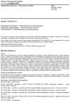 ČSN EN ISO 19156 Geografická informace - Pozorování a měření