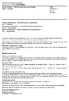 ČSN EN 50121-1 ed. 3 Drážní zařízení - Elektromagnetická kompatibilita - Část 1: Obecně