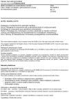 ČSN EN 60286-2 ed. 3 Balení součástek pro automatickou montáž - Část 2: Balení součástek s jednostrannými vývody do nekonečných pásek