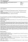 ČSN EN 60398 ed. 2 Zařízení pro elektroohřev a elektromagnetické zpracování - Obecné zkušební metody