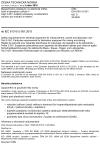 ČSN EN 61010-2-051 ed. 3 Bezpečnostní požadavky na elektrická měřicí, řídicí a laboratorní zařízení - Část 2-051: Zvláštní požadavky na laboratorní zařízení pro míchání a hnětení