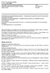 ČSN EN 13254 +A1 Geotextilie a výrobky podobné geotextiliím - Vlastnosti požadované pro použití při stavbě nádrží a hrází