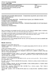 ČSN EN 13253 +A1 Geotextilie a výrobky podobné geotextiliím - Vlastnosti požadované pro použití při stavbách na ochranu proti erozi (ochranu pobřeží, opevňování břehů)