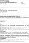 ČSN EN 16263-1 Pyrotechnické výrobky - Ostatní pyrotechnické výrobky - Část 1: Terminologie