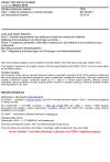 ČSN EN 50342-7 Olověné startovací baterie - Část 7: Obecné požadavky a metody zkoušek pro motocyklové baterie