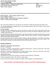 ČSN ISO 22241-4 Vznětové motory - Činidlo pro snížení NOx, vodný roztok močoviny (AUS 32) - Část 4: Plnicí rozhraní