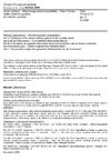 ČSN EN 50121-2 ed. 3 Drážní zařízení - Elektromagnetická kompatibilita - Část 2: Emise celého drážního systému do vnějšího prostředí