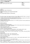 ČSN EN 131-1 ed. 2 Žebříky - Část 1: Termíny, typy, funkční rozměry